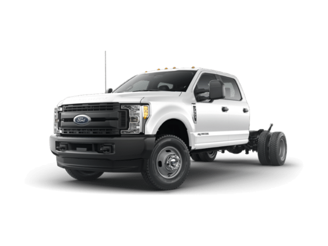 New 2019 Ford F-350SD XL Cab/Chassis 1FD8W3HT0KED73381 for sale near Rock Springs, WY